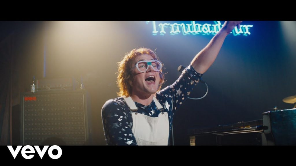 Watch Taron Egerton Channel His Inner Elton John