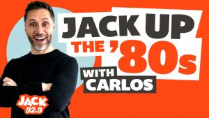 JACK Up The '80s with Carlos!